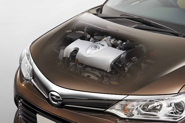 トヨタ 新型カローラアクシオ(2015年マイナーチェンジモデル)