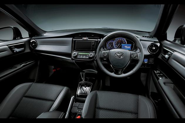 トヨタ カローラフィールダー(2015年マイナーチェンジモデル)