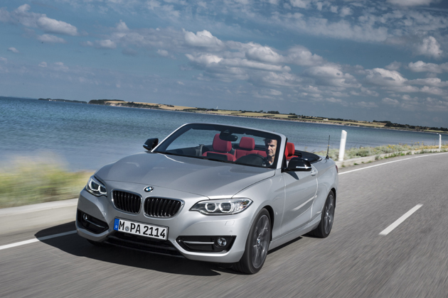 BMW  新型 2シリーズ カブリオレ