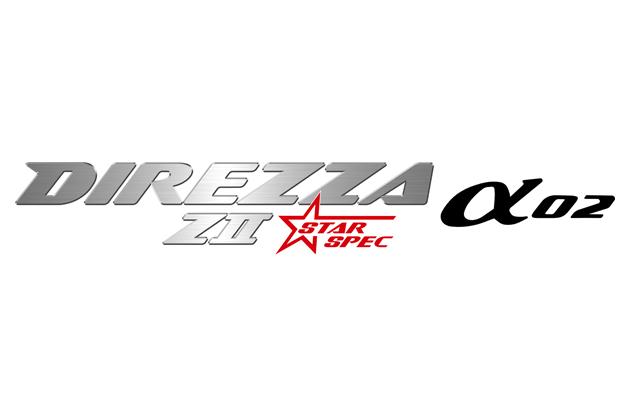 ダンロップ ハイグリップスポーツタイヤ「DIREZZA ZII★α02」