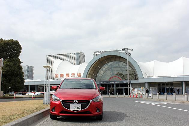 マツダ 新型デミオディーゼル (6速MT)燃費レポート/永田恵一