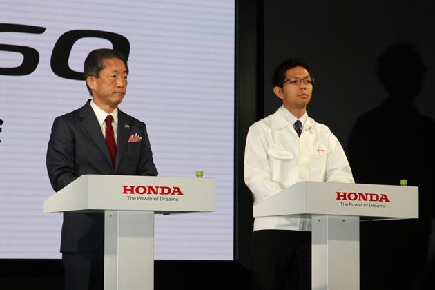 ホンダ 新型S660発表会