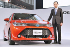 トヨタ 新型カローラフィールダー/カローラアクシオ 発表会速報