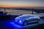 メルセデス・ベンツ F015 Luxury In Motion 海外試乗レポート/清水和夫