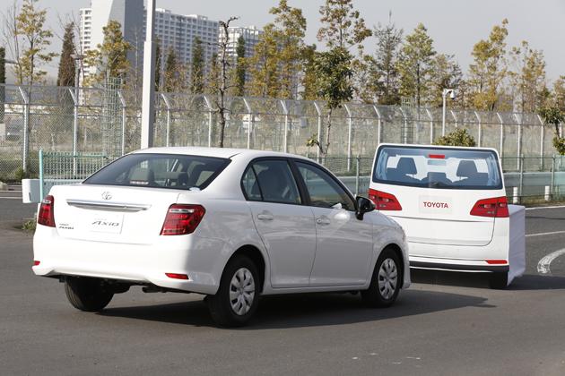 低価格の安全装備「トヨタセーフティセンスC」
