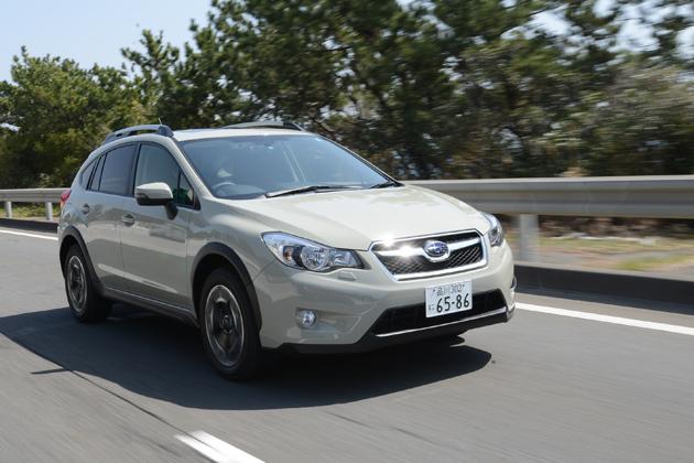 スバル インプレッサ XV 2.0i-L アイサイト[2015年マイナーチェンジ] 試乗レポート/渡辺陽一郎