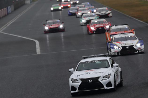 レクサス/スーパーGT2015 開幕戦 岡山国際サーキット