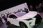 レクサス 新型RX(4代目)がNYオートショー2015でワールドプレミア/九島辰也