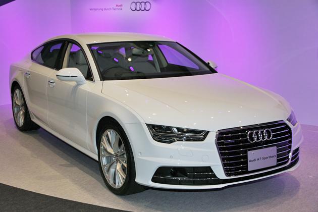 【Audi new A7 Sportback 記者発表会[Audi Fourm Tokyo(東京都渋谷区・2015/04/07)]】