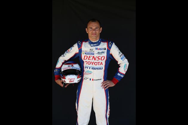 世界耐久選手権(WEC)2015/トヨタレーシング