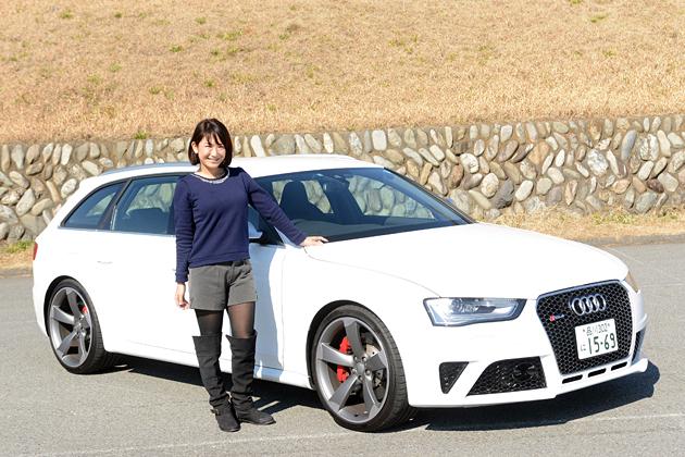 アウディ アウディ s4 試乗レポート : autoc-one.jp