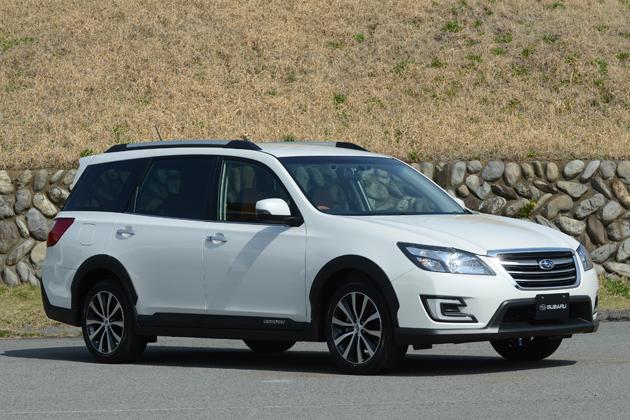 スバル 新型「CROSSOVER 7(クロスオーバーセブン)」新型車解説/渡辺陽一郎