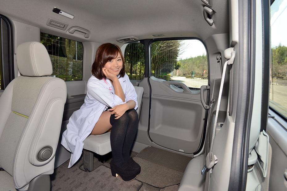 ホンダ 新型(5代目)ステップワゴン/安枝瞳の新型車診察しちゃうぞ!