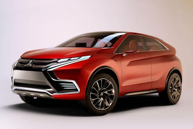 三菱 Concept XR-PHEV II