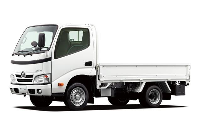 トヨタ「ダイナ カーゴ」標準デッキ・ジャストロー・1.5t積・ディーゼル車・2WD