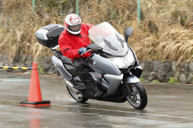 BMW 試乗レポート in JAIA輸入バイク試乗会 vol.3 /国沢光宏