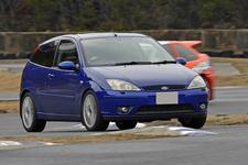 吉田さんがフォードに目覚めるきっかけとなった初代フォーカス