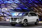 BMW、新型PHV「X5 xDrive40e」を上海モーターショーでワールドプレミア