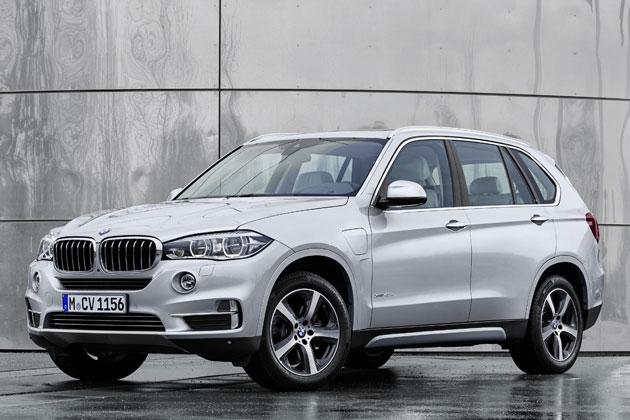 BMW 新型PHV「X5 xDrive40e」