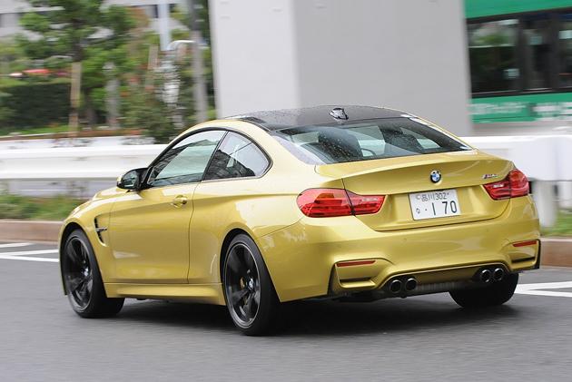BMW 新型 M4クーペ