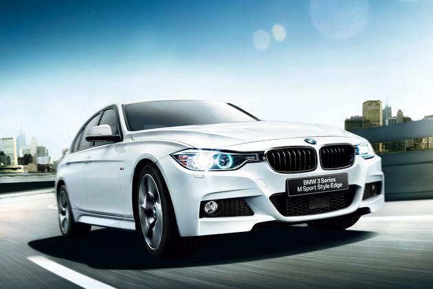 「BMW 3シリーズM Sport Style Edge(エム・スポーツ・スタイル・エッジ)」