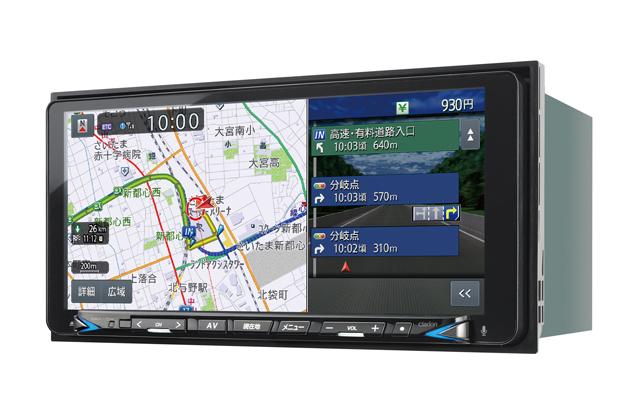 Smart Accessリンク スーパーワイド7.7型 UWVGA 地上デジタルTV /DVD/SD 200mm AVナビゲーション(MAX775W)