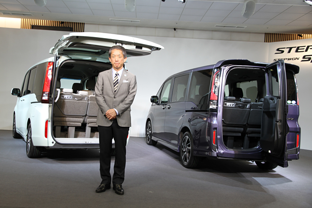 """""""ママ目線""""の「ホンダ 新型ステップワゴン」発表会レポート"""