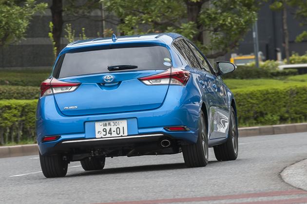トヨタ 新型 オーリス 120T(1.2ターボ) 公道試乗レポート/渡辺陽一郎