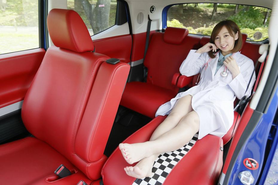 ホンダ N-BOXスラッシュ/飯田里穂の新型車診察しちゃうぞ!