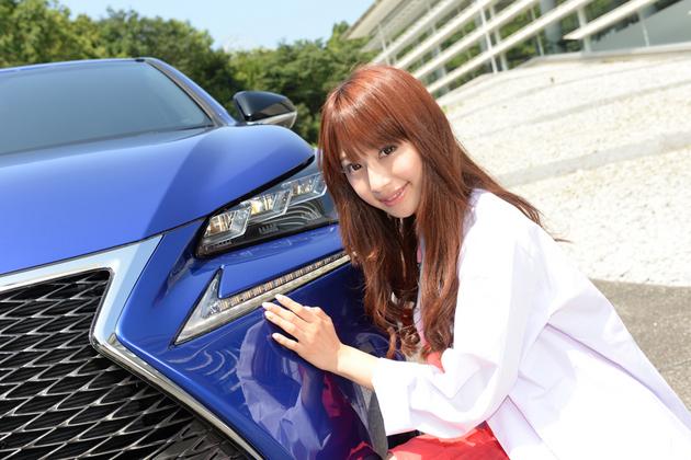 【女医】日野礼香の新型車診察しちゃうぞ!~レクサス NX編~