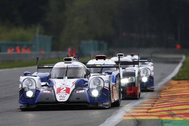 トヨタレーシング/WEC第2戦スパ・フランコルシャン6時間レース