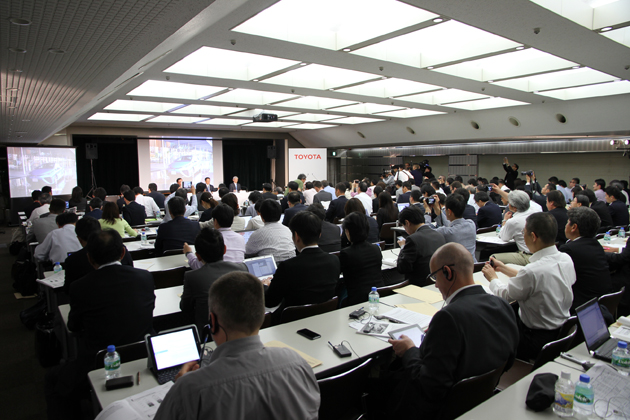 トヨタ、2015年3月期決算で前期比20%増 2兆7505億円の利益 ~準利益でも2兆円超~[発表会レポート]