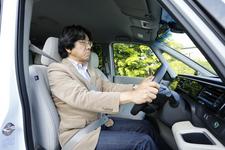 ホンダ 新型ステップワゴン G・EX(外装色:ホワイトオーキッド・パール)
