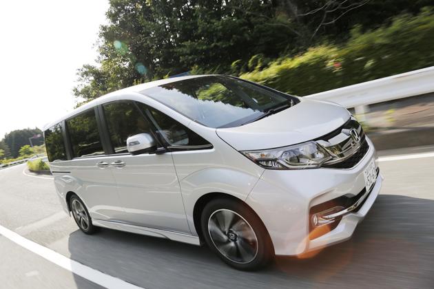 ホンダ 新型ステップワゴン 試乗レポート/渡辺陽一郎