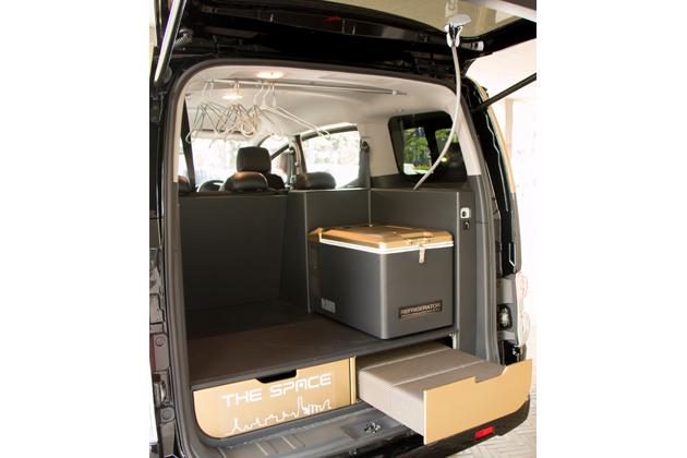 日産 電気自動車「e-NV200 Sports Utility Gear」