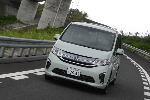 ホンダ 新型 ステップワゴン・ステップワゴン スパーダ 試乗レポート/国沢光宏