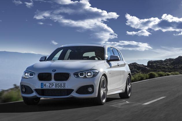 BMW 新型1シリーズ