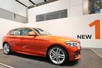 BMW 新型1シリーズ発表会速報 ~販売価格は298万円から!~