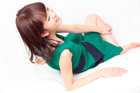 このアングルも、小林麻耶チャンっぽいね!(笑)