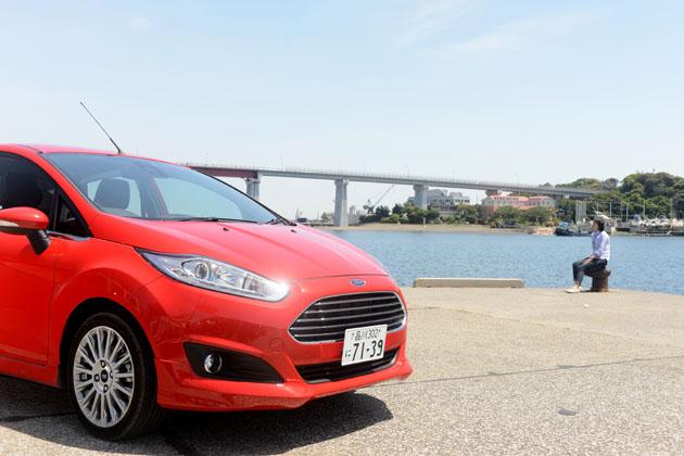 フォード フィエスタ試乗レポート/藤島知子 ~走りにこだわる欧州で人気のフィエスタを再インプレッション~