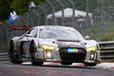 ニュル24時間レース、アウディ新型「R8 LMS」が総合優勝!