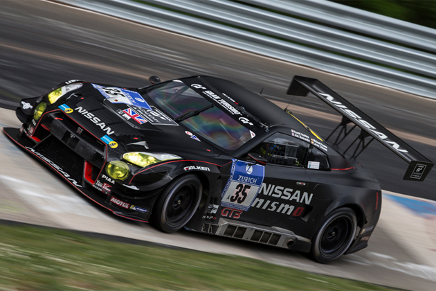 #35 Nissan GT-R NISMO GT3