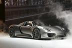 ポルシェ、約1億円の超高級スポーツカー「918スパイダー」をリコール ~日本では28台が対象に~