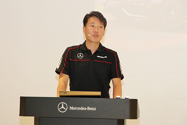 メルセデス・ベンツ日本株式会社 上野金太郎代表取締役社長兼CEO