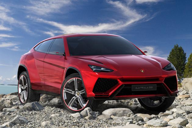 2018年に発売予定 ランボルギーニの新型SUV