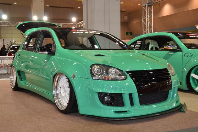 ニューイング VW GOLF