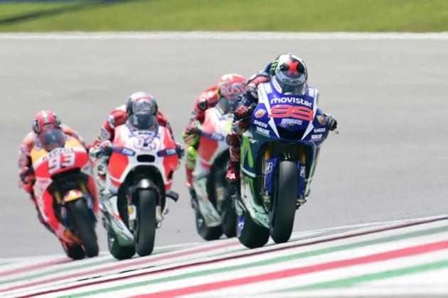 2015年 MotoGP 第6戦 イタリアGP