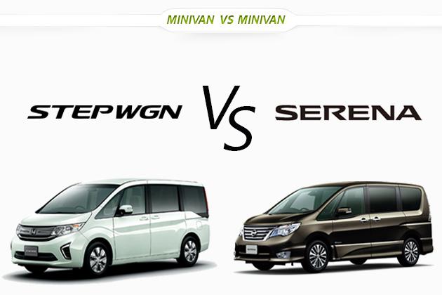 ホンダ 新型ステップワゴン vs 日産 セレナ どっちが買い!?徹底比較