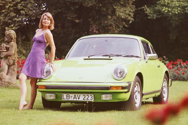 Porsche 911 クーペ(1974)