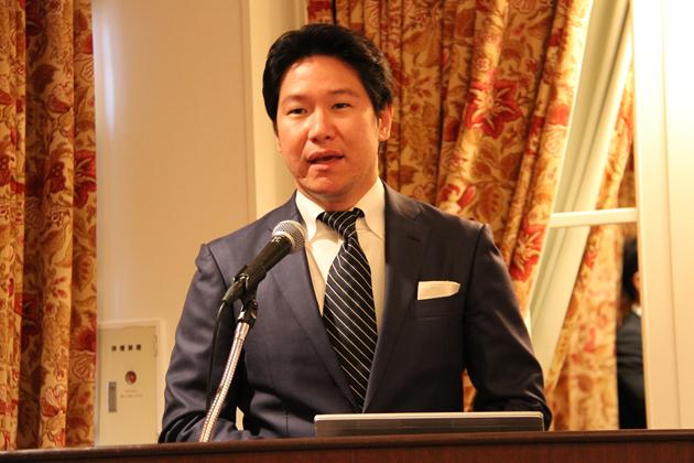 GLM株式会社 代表取締役社長 小間裕康氏